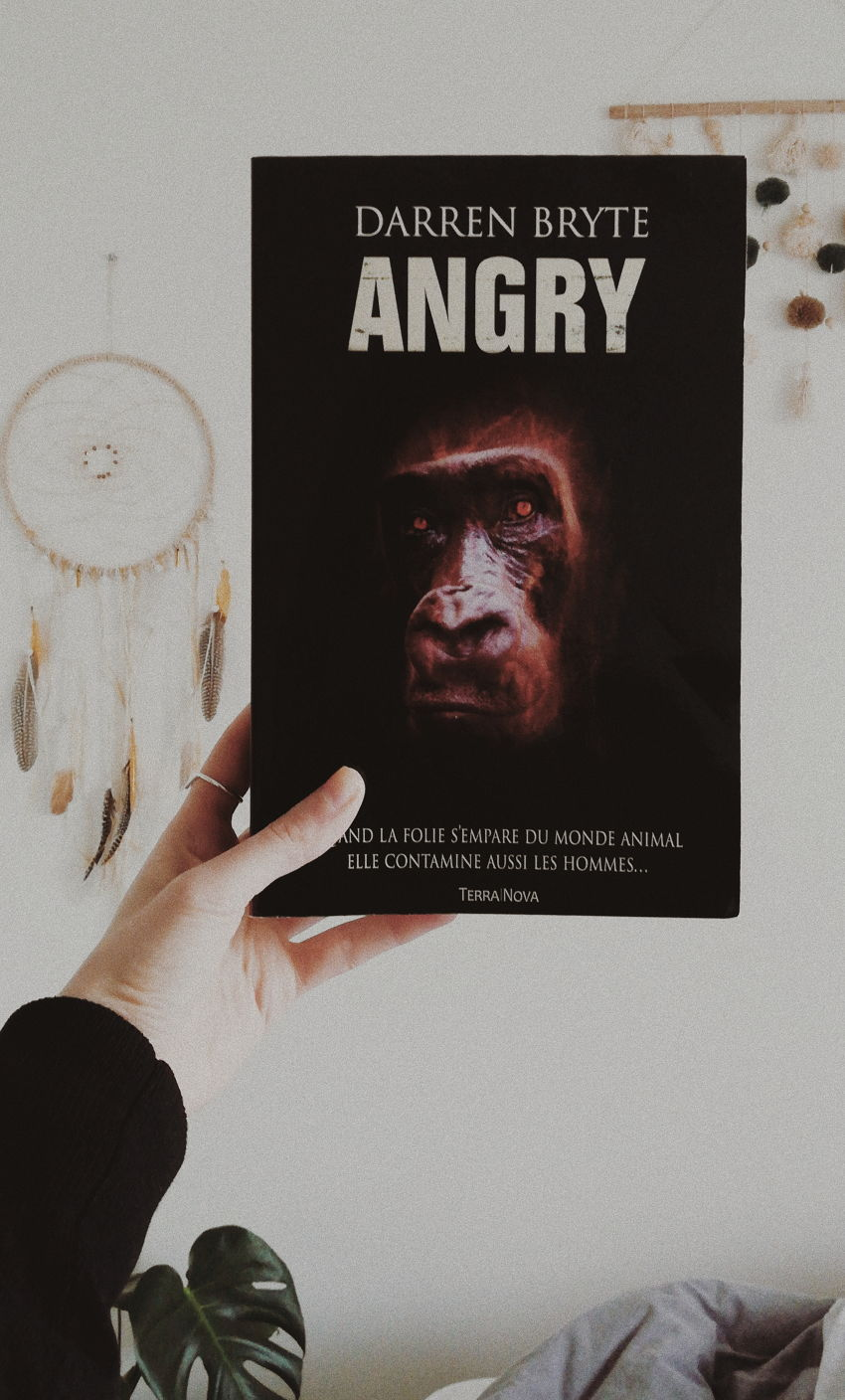 Angry - Darren Bryte